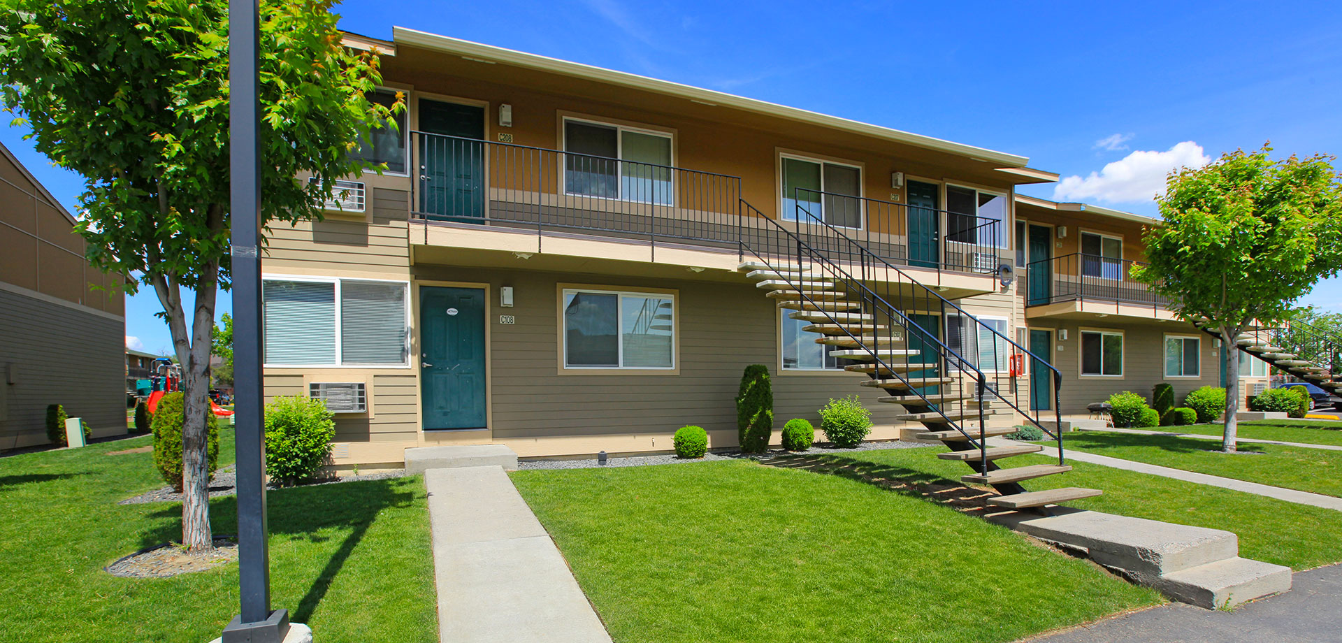 Meadow Park Apartments In Kennewick Wa
